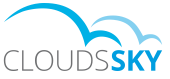Logo CLOUDS SKY