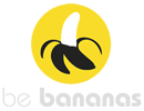 Logo be bananas